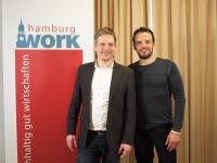 Steffen Henssler und Kai Gosslar