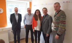 Kooperation mit der Hamburger Handelsfirma Bösch Boden Spies
